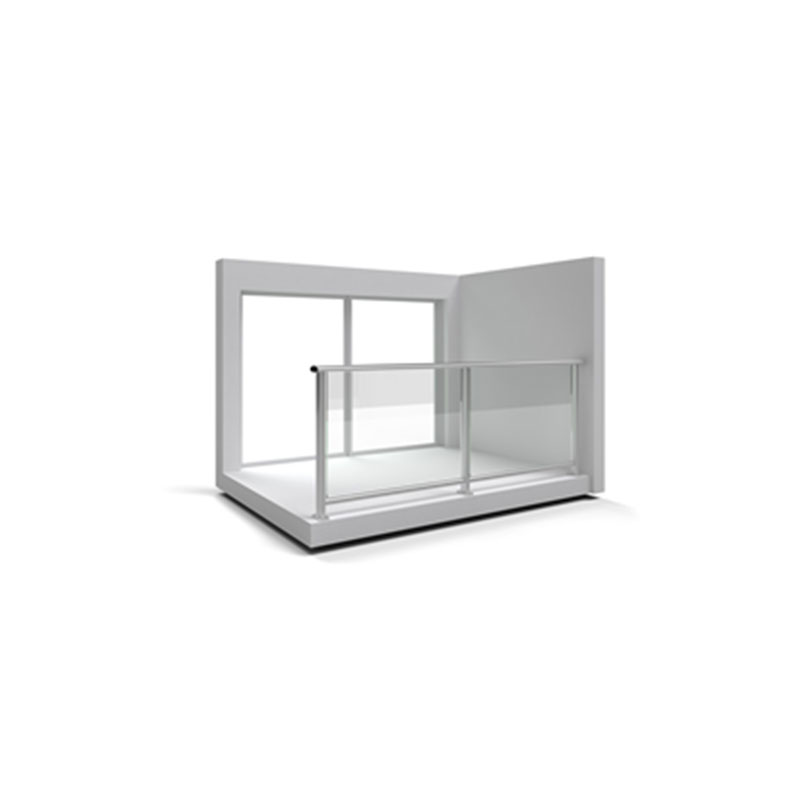 Glass Balustrades STAINLESS STEEL POSTS