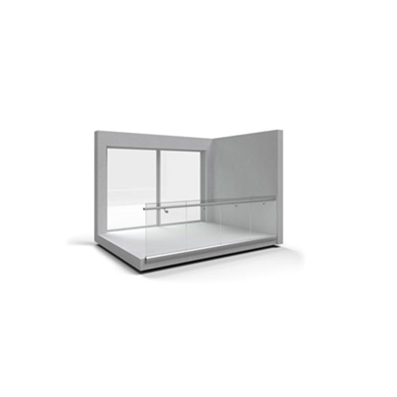 Glass Balustrades CHANNEL SYSTEM
